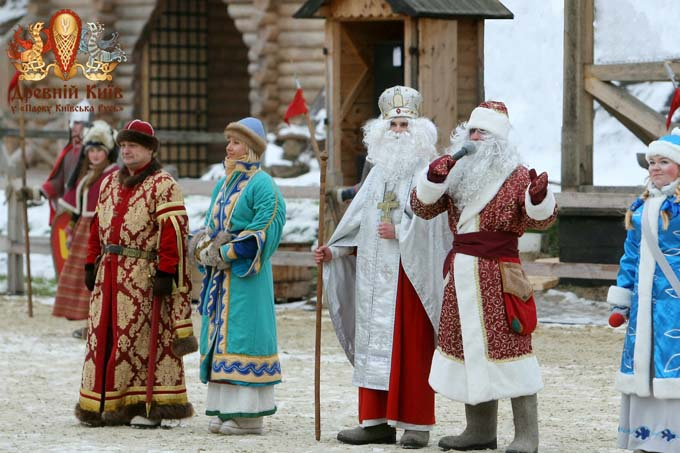st nicholas and santa claus
