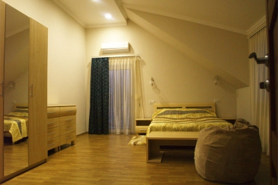 Accommodation in comfortable apartments